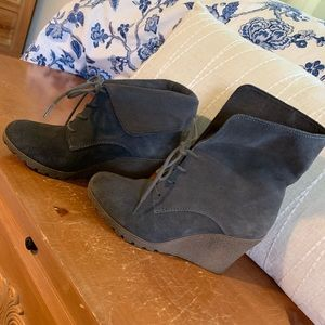 MIA Suede boots!